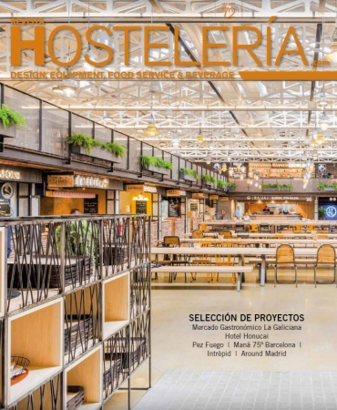 REVISTA HOSTELERIA | Mercado La Galiciana | Espacio Invisible