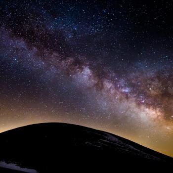 Vía Láctea en Picón Blanco