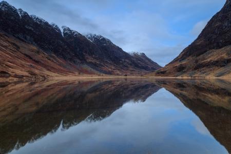 Glencoe Reflections