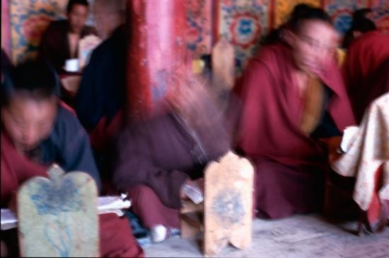 Monasterio Chori Theyhor ubicado entre Luhuo y Ganzi