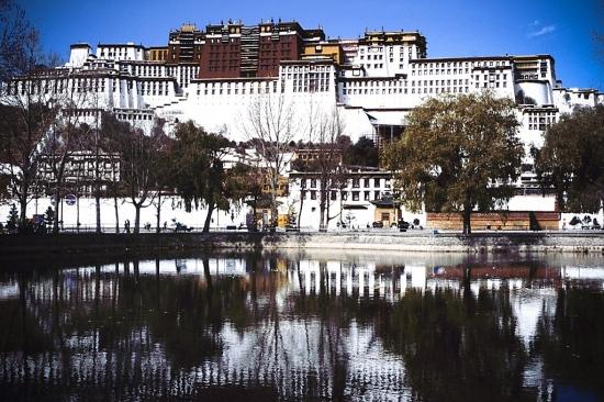 Palacio de Potala - Lhasa