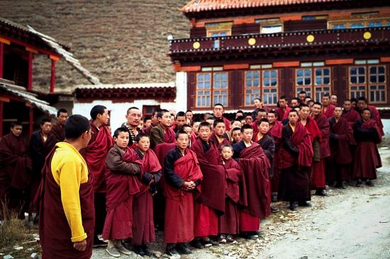 Monasterio Chori Theyhor. Sichuan