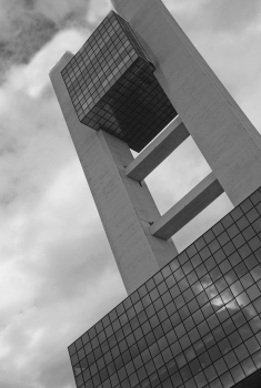 Torre de Control Marítima | 2011 | A Coruña, España