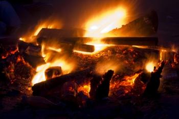 Bonfire of San Juan | 2008 | A Coruña, España