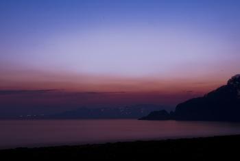 Amanecer | 2008 | Playa de Bastiagueiro - A Coruña, España