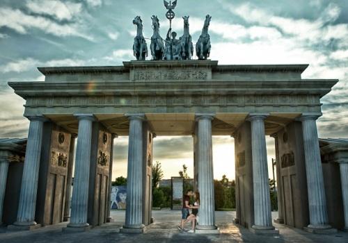 Preboda en Parque Europa | Madrid | Cris + July