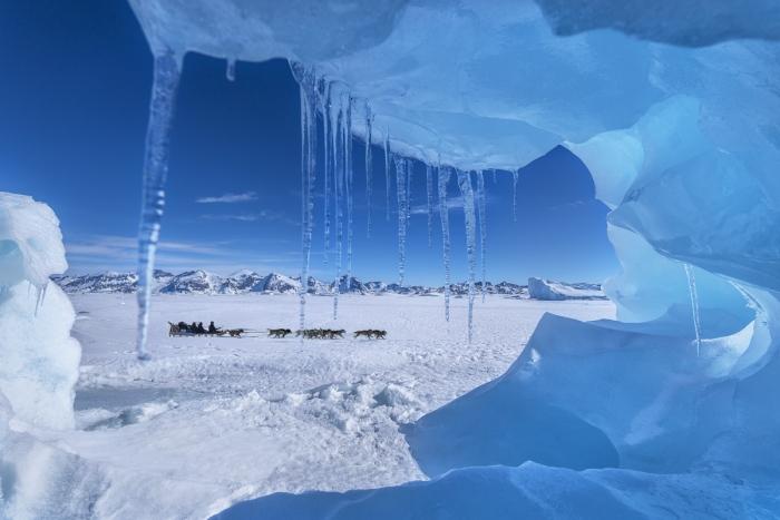 Roberto Iván Cano · Los habitantes del deshielo. Groenlandia