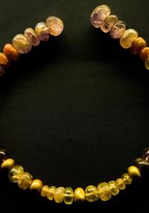 DSC_9929 La Dama de los Tatuajes fue sepultada con quince collares de oro, cobre y piedras preciosas