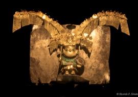 DSC_9799 unas de las obras maestras de la orfebreria prehispanica la nariguera principal del viejo señor