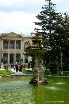 Palacio de Dolmabahçe