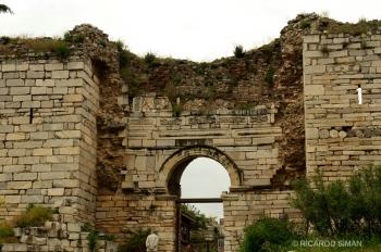 Las Ruinas de Efeso