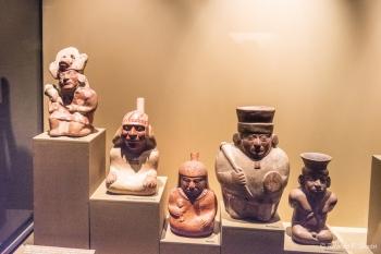 DSC_9544 Los moches representaron en la cerámica instancias de la vida y la naturaleza que los rodeaba