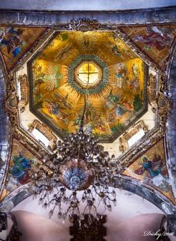 Cupula Templo Expiatorio a Cristo Rey