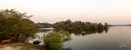 DSC_4431-3-Pano Africa V, Paisajes, panoramica, rio zambezi,