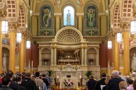 DSC_0381 Boston, Massachusetts, St. Cecilia Roman Catholic C
