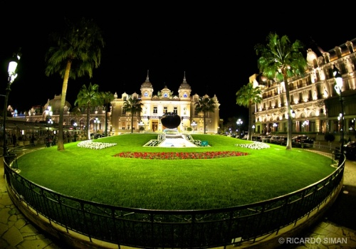 Monaco, Francia