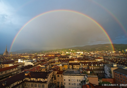 Turin y Verona, Italia