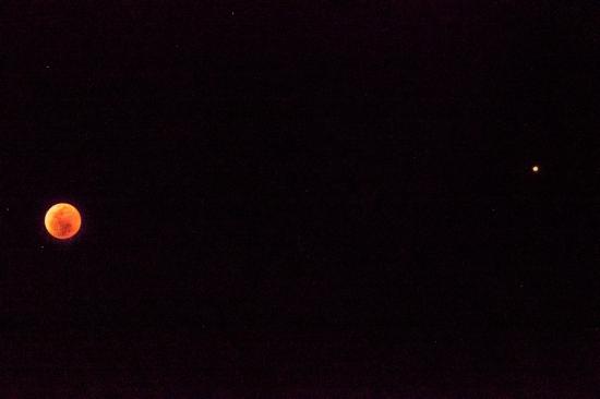 DSC_6178 Africa V, Astronómica, Luna roja, Marte, Sur Afric