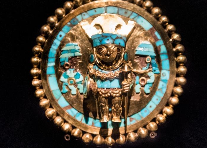 Ornamentos Señor de Sipán