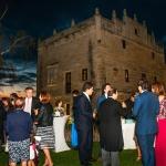 Beso boda en el Palacio de Mijares La Petite Foto