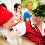 Beso boda en Cantabria La Petite Foto