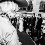 Entrada novia iglesia boda